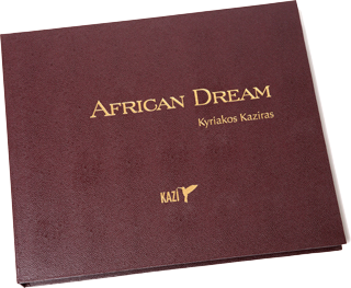 Coffret African Dream - Kyriakos Kaziras